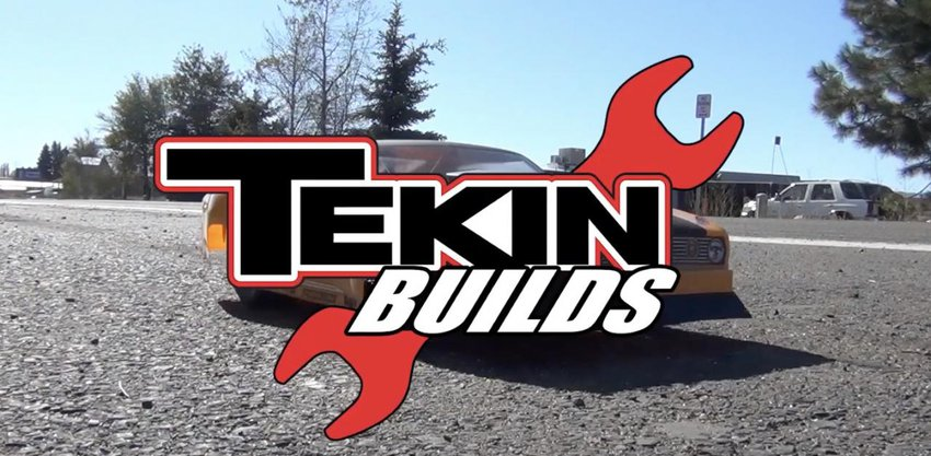 Main Photo: Tekin Builds: Ep.14 Test, Tune, Repeat [VIDEO]