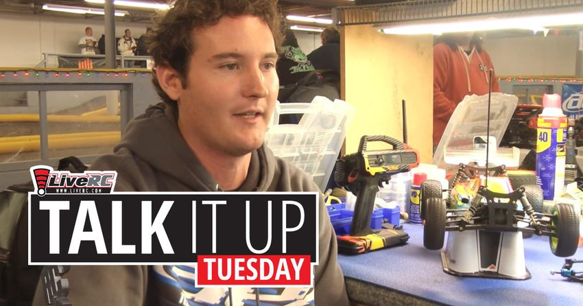Main Photo: TALK IT UP TUESDAY: 2011 Interview with Ryan Cavalieri [VIDEO]