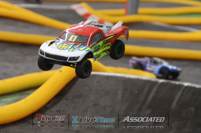 Main Photo: Cavalieri, Rivkin and Evans won Modified titles at Team Associated Off-Road Championships [VIDEO]