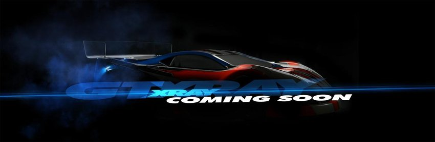 Main Photo: XRAY GT-class car coming soon