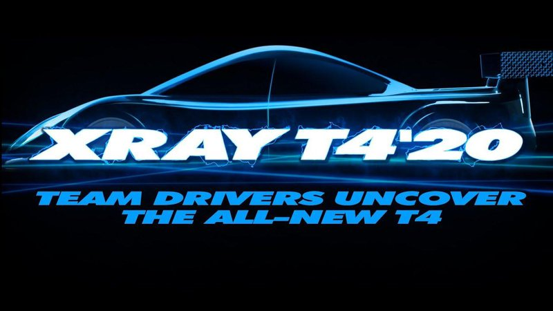 Main Photo: XRAY's Factory Team Introduce the T4'20 Touring Car [VIDEO]