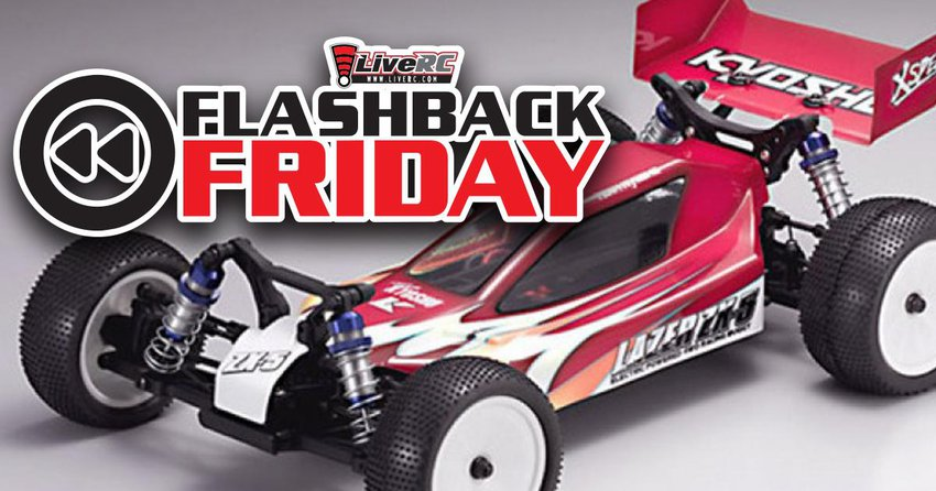 Main Photo: FLASHBACK FRIDAY: Kyosho returns to 1/10-scale off-road racing with the ZX-5