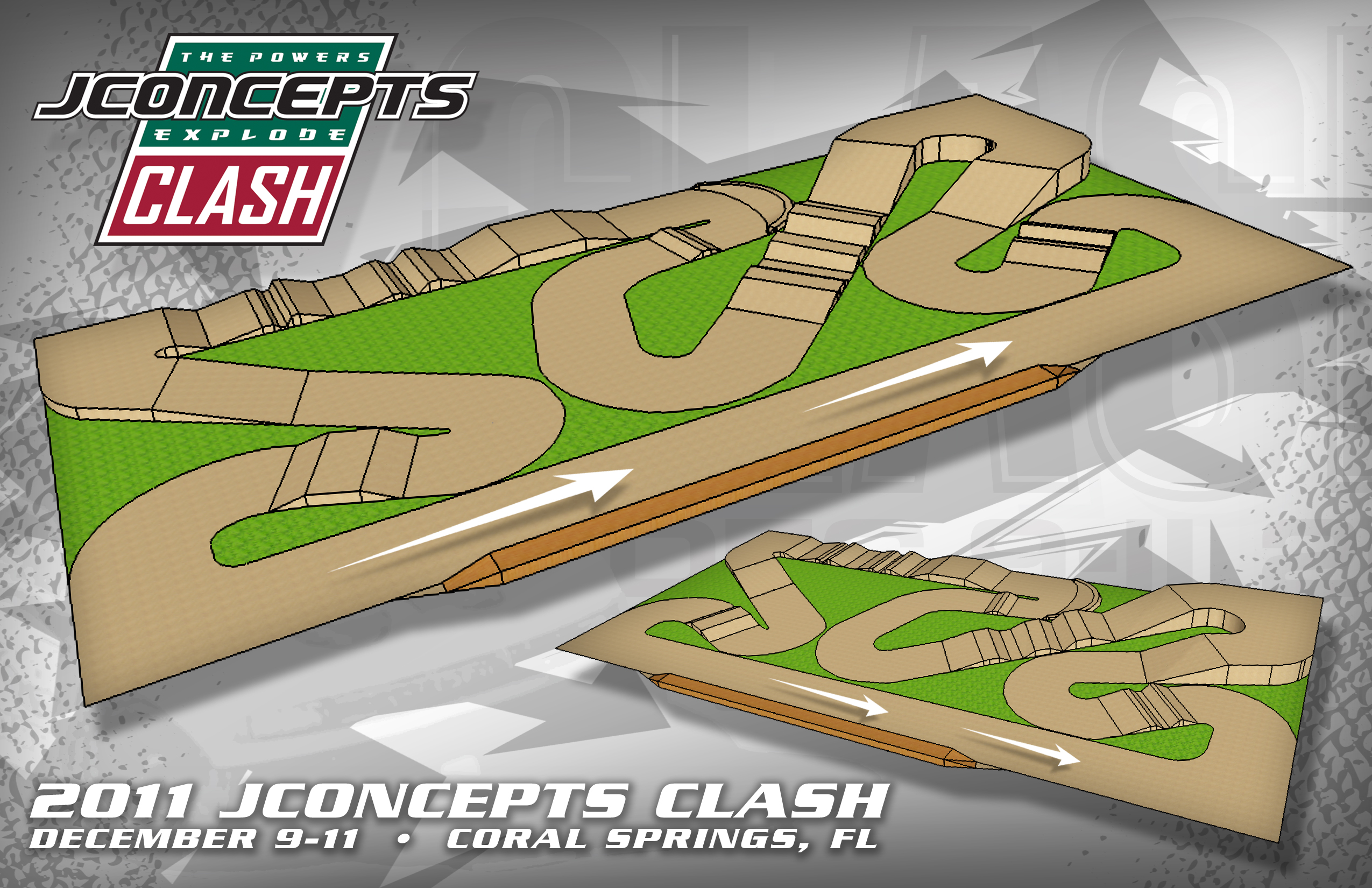 Jconcepts Clash Is Coming R C Car News Pictures