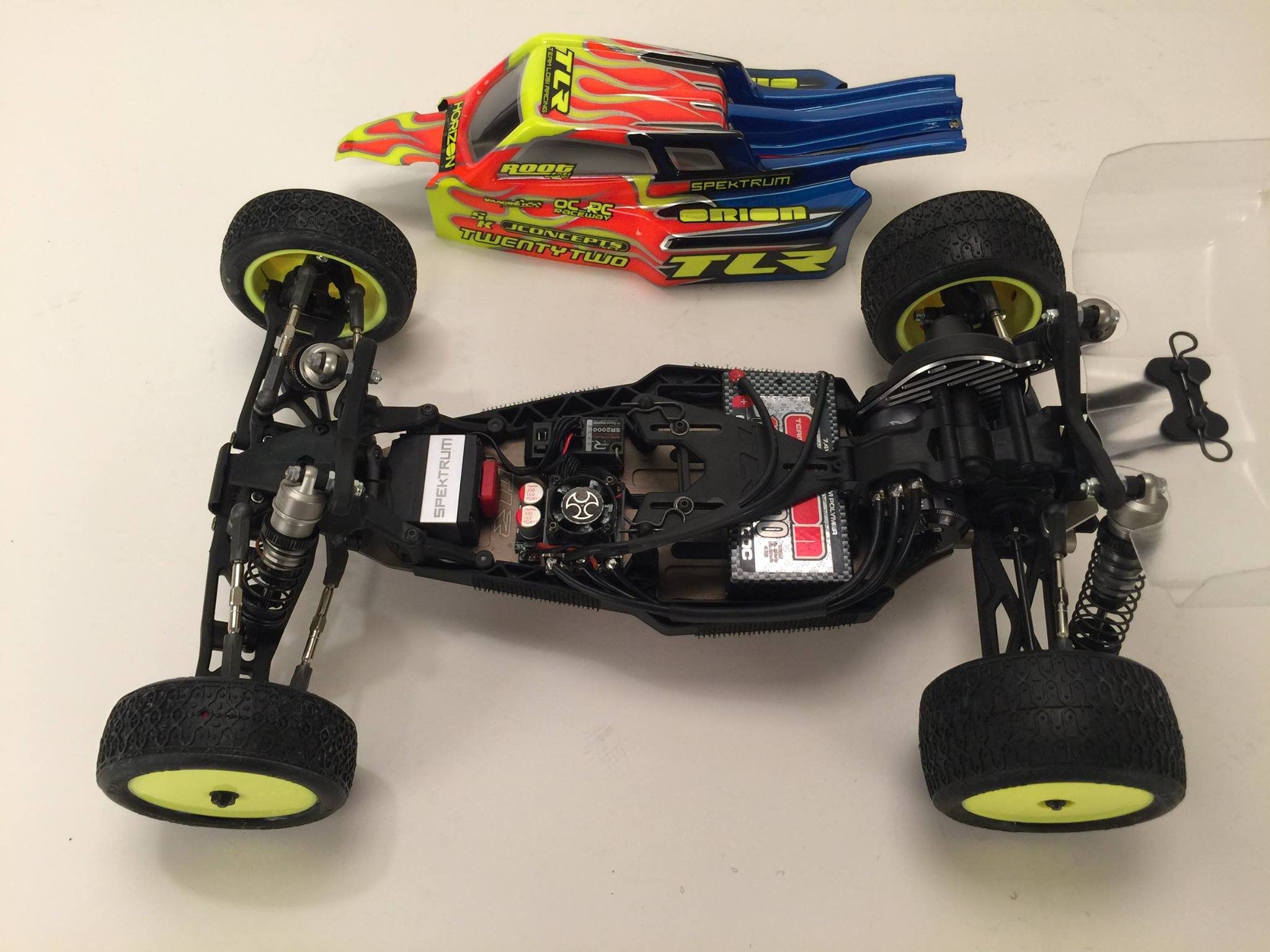 LRC EXCLUSIVE Interview with TLR 22 3 0 product developer Frank Root LiveRC R C Car News Videos and More