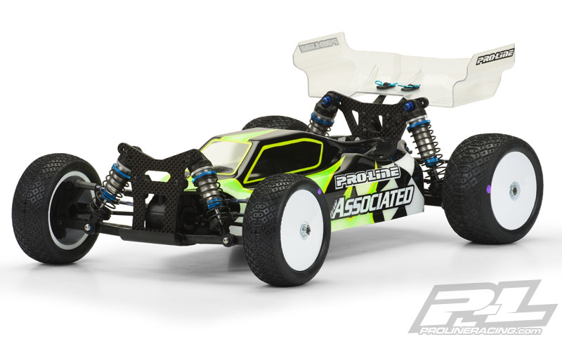 4 Front//Rear Pro-Line 9057-003 SwitchBlade X3 Soft Off-Road 1//8 Buggy Tires