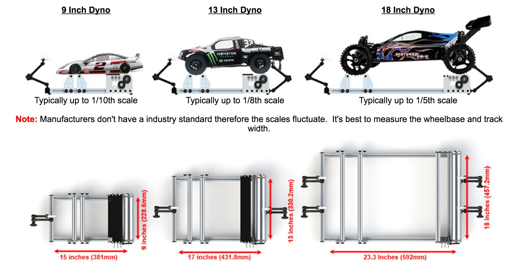 New McPappy Racing RC Brushless Chassis Dyno 2 0 [VIDEO] :: LiveRC