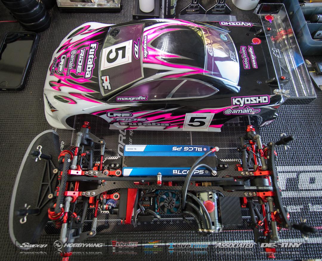 WORLDS: Inside Atsushi Hara\'s Worlds touring car :: LiveRC.com - R/C ...