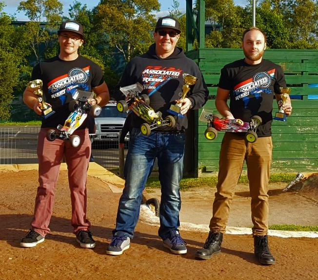 rc10.com with 14789 Double Victory For Munday At Victorian Drivers Series Round 2 on Team Associated Rc8b3 18 Scale Nitro Buggy moreover Team Associated Apex Scion Racing Tc 2015 Lipo  bo in addition Team Associated Ft Shock Shaft Pliers further 4465 Team Associated releases the SC10 likewise Reedy 5s 18 5v 6s 22 2v  petition Lipo Packs.