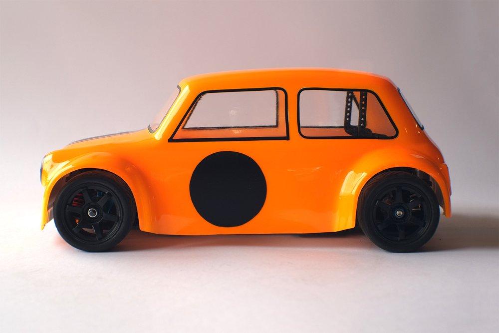 New Phat Bodies Mini Miglia Body For Tamiya Mseries LiveRCcom - Phat cars