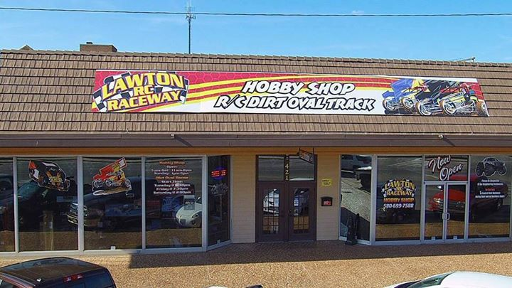 Lawton R/C Raceway and Hobby Shop for sale in Oklahoma