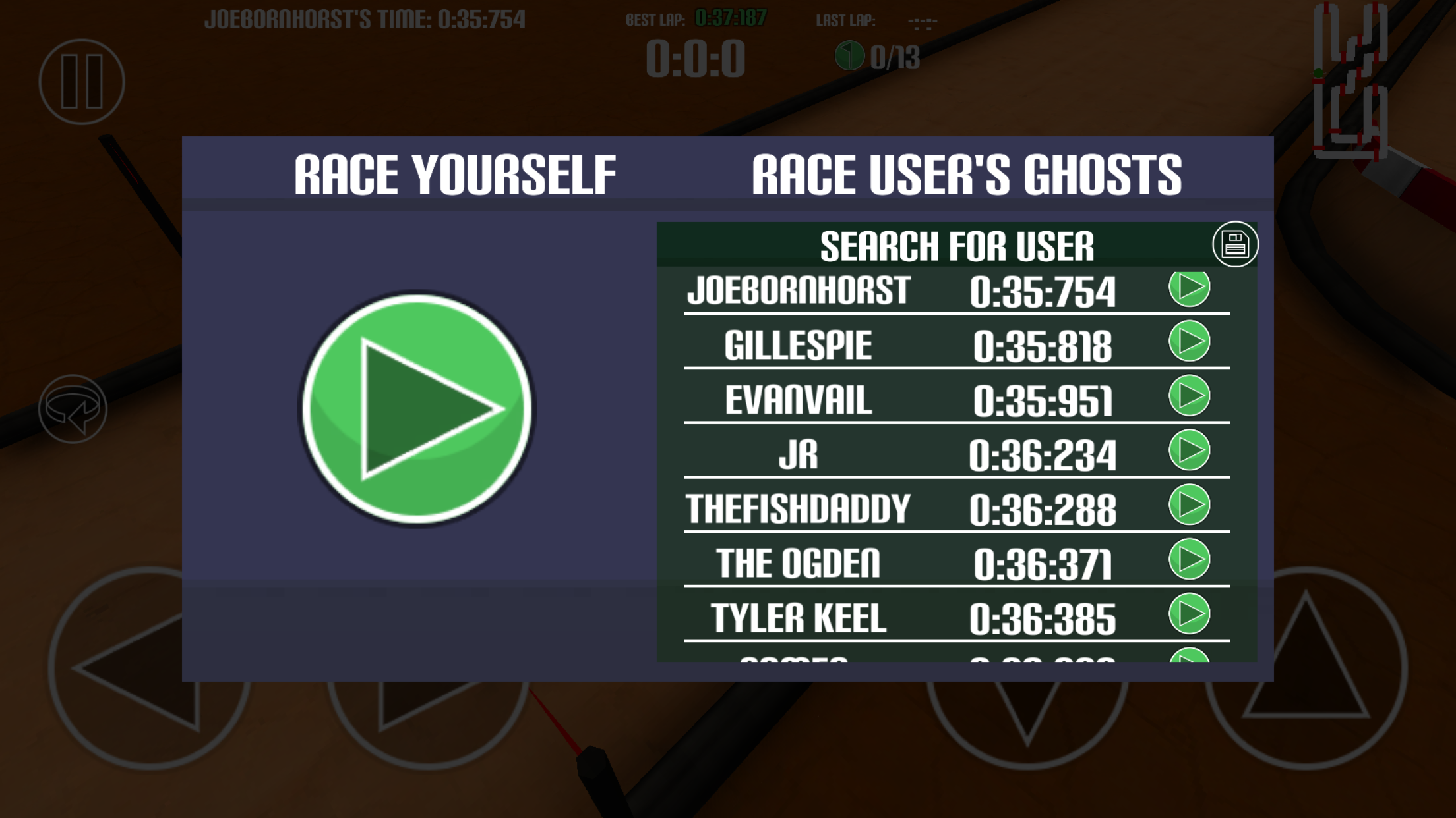 THURSDAY TESTIMONIALS: ReCharge RC mobile game app