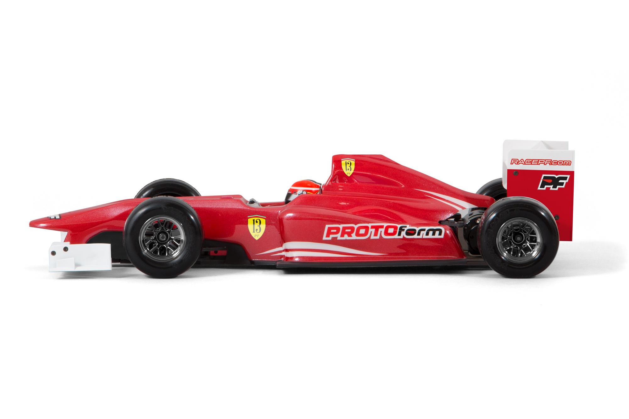 PROTOform goes Formula 1 racing :: LiveRC.c - R/C Car News ...