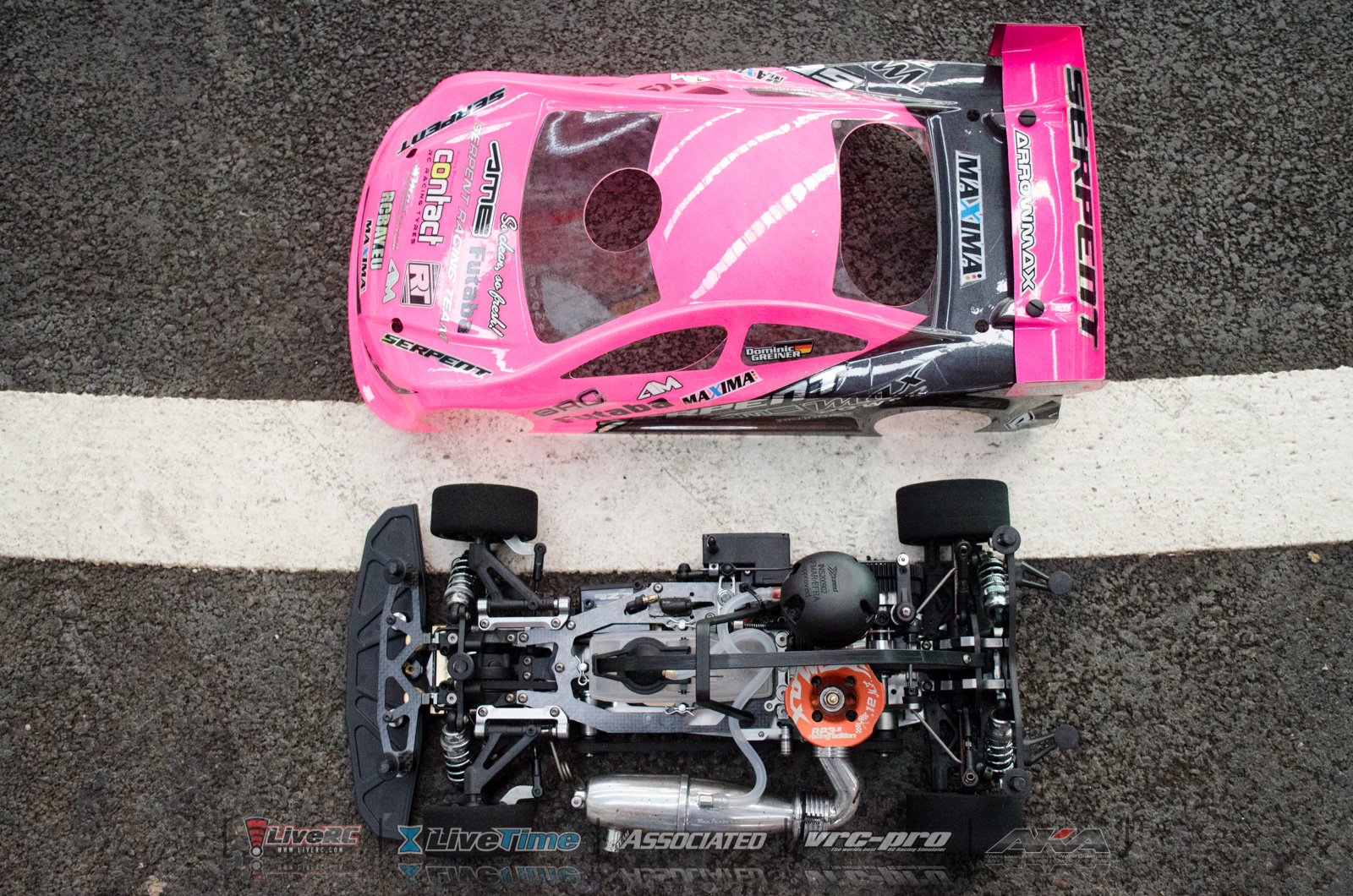 Worlds Inside Top Qualifier Dominic Greiner S Car
